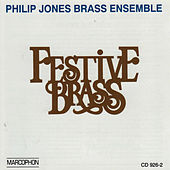 Festive Brass by The Philip Jones Brass Ensemble