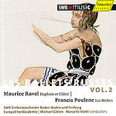 Ravel: Daphnis et Chloé - Poulenc: Les Biches by Various Artists