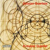 Catalan Works For String Quartet by Kreutzer Quartet