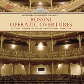 Rossini: Operatic Overtures & Orchestral Favourites, Vol. X by Scottish Chamber Orchestra