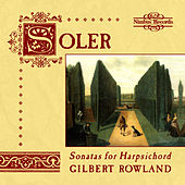 Soler: Sonatas for Harpsichord by Gilbert Rowland
