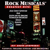 Rock Musicals' Greatest Hits by National Theatre Singers And Orchestra