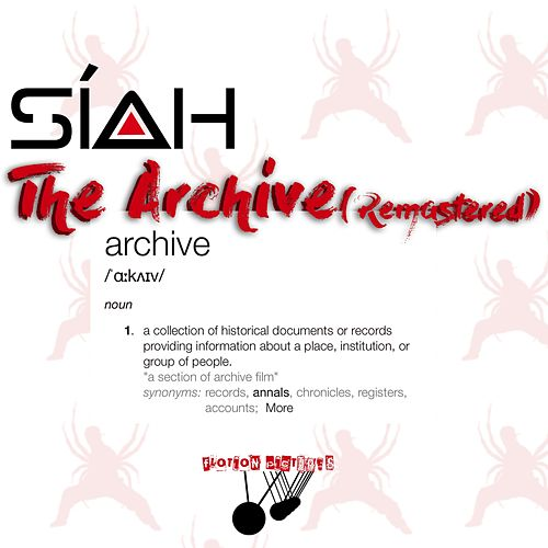 The Archive (Remastered) - Disc 2 - Sugar by Siah