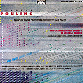 Francis Poulenc: Complete Music For Wind Instruments And Piano by Various Artists