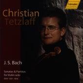 J.S. Bach: Sonatas And Partitas For Violin Solo, BWV 1001-1006 by Christian Tetzlaff