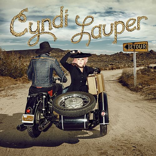 Misty Blue by Cyndi Lauper