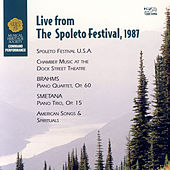 Live From The Spoleto Festival 1987 by Various Artists