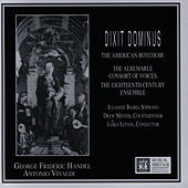 Vivaldi - Handel: Dixt Dominus by Drew Minter