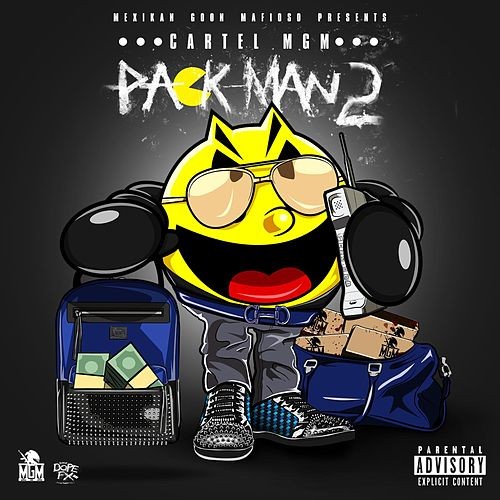 Pack Man 2 by CARTEL MGM