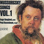 Mussorgsky Songs - Sung in Russian by Aage Haugland