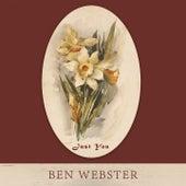 Just You von Ben Webster