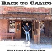 Back to Calico by Gianluca Zanna