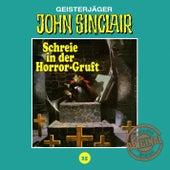 Tonstudio Braun, Folge 25: Schreie in der Horror-Gruft. Teil 2 von 3 by John Sinclair