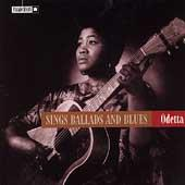 Sings Ballads And Blues by Odetta