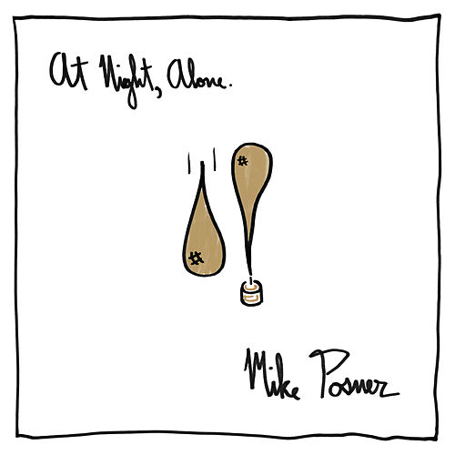 Buried In Detroit by Mike Posner