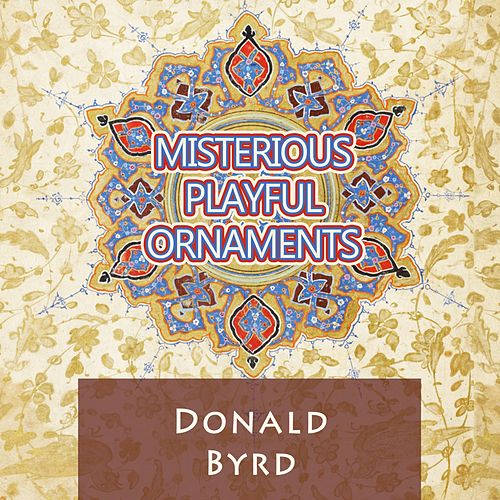 Misterious Playful Ornaments von Donald Byrd