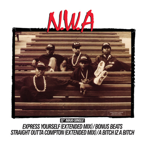 Express Yourself (Maxi Single) von N.W.A