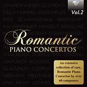Romantic Piano Concertos, Vol. 2 by Various Artists