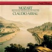 Mozart: Piano Sonatas Nos. 8 & 10 von Claudio Arrau