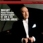 Mozart: Piano Sonatas Nos. 7 & 11 von Claudio Arrau