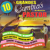 10 Grandes Cumbias Al Estilo De Pastor, Vol. 1 by Various Artists