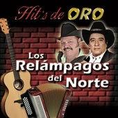Hit's De Oro by Los Relampagos Del Norte