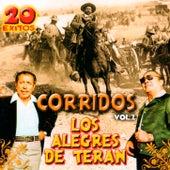 20 Corridos, Vol. 2 by Los Alegres de Teran