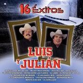 16 Exitos De Luis Y Julian by Luis Y Julian