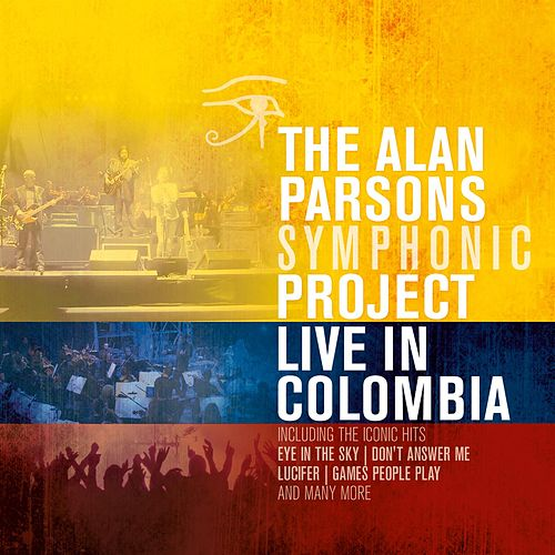 Live In Columbia by Alan Parsons