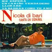 Canta en Espanol by Nicola Di Bari
