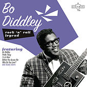 Rock 'N' Roll Legend: Bo Diddley by Bo Diddley