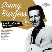 Rock 'N' Roll Legend: Sonny Burgess by Sonny Burgess