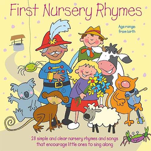 First Nursery Rhymes by Kidzone