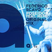 Poseidon by Federico Scavo