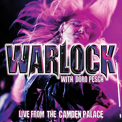 Live From London by Warlock