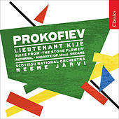 PROKOFIEV, S.: Lieutenant Kije Suite / The Tale of the Stone Flower / Dreams / Andante / Autumnal Sketch (Royal Scottish National Orchestra, N. Jarvi) by Neeme Jarvi