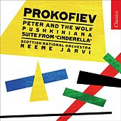 PROKOFIEV, S.: Peter and the Wolf / Cinderella (excerpts) / Pushkin Waltzes (Royal Scottish National Orchestra, N. Jarvi) by Various Artists
