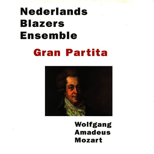 Mozart: Gran Partita by Nederlands Blazers Ensemble