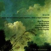 Bach: Arias de las cantatas para soprano, oboe y bajo continuo by Ruth Rosique