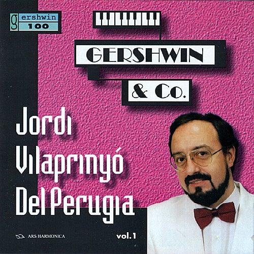 Gershwin / Joplin / Barber / Copland / Corea: Jordi Vilaprinyó Del Perugia vol. 1 by Jordi Vilaprinyó