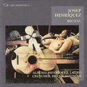 Albéniz / Henríquez / Lauro / Crutcher / Helmich Roman: Guitar works by Josep Henríquez