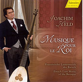 Musique Pour Le Roi by Joachim Held