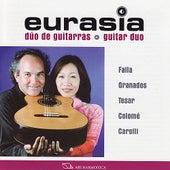 Falla / Tesar / Carulli / Granados / Colomé: Recital by dúo de guitarras Eurasia