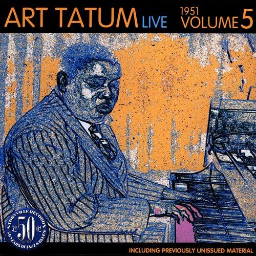 Live 1951 Vol. 5 by Art Tatum