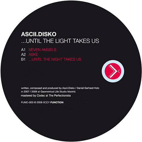 Until The Light Takes Us by Ascii Disko