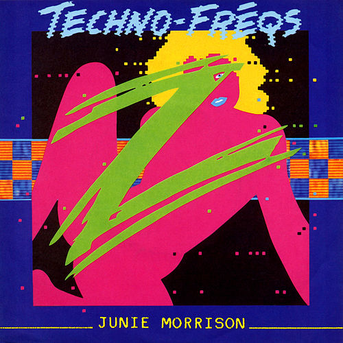 Techno-Freqs - EP by Junie Morrison