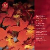 Saint-Saens: Cello Concertos Nos. 1 & 2; La Muse et le Poète; Suite, Op. 16; Prière: Classic Library Series by Steven Isserlis