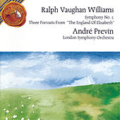Vaughan Williams: Symphony Number 5 by André Previn