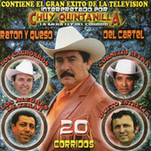 20 Corridos by Various Artists