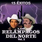 15 Exitos Vol. 2 by Los Relampagos Del Norte